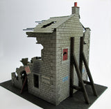 Ancorton 95794 OO Gauge Ruined House Kit