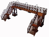 Ancorton 95813 OO Gauge Double Track Platform Footbridge Kit