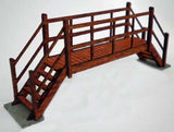 Ancorton 95828 OO Gauge Small Footbridge Kit