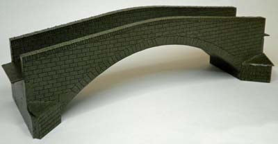 Ancorton 95833 OO Gauge Road Bridge Kit