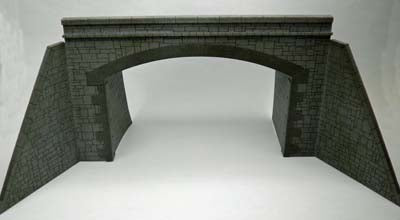 Ancorton 95835 OO Gauge Double Track Tunnel Portal Kit