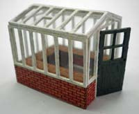 Ancorton 95851 OO Gauge Greenhouse Kit