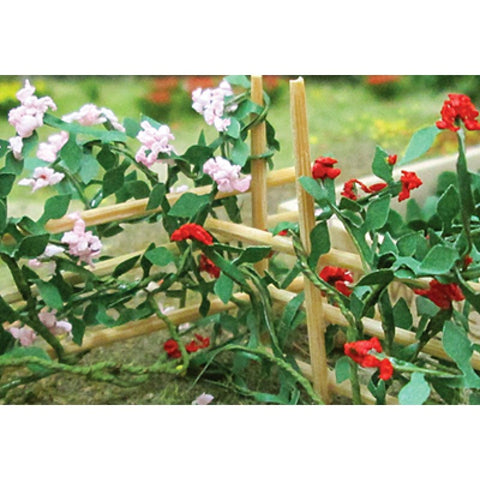 Tasma Products 00678 OO/HO Gauge Climbing Roses (Pack 6)