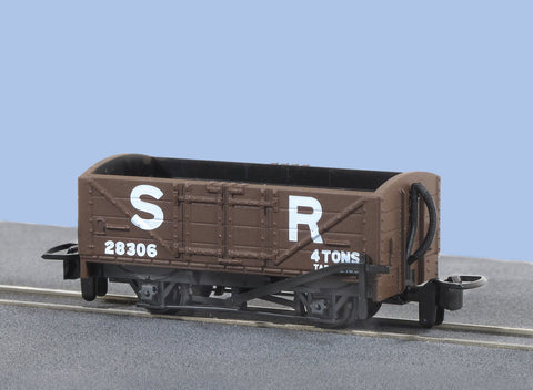 Peco GR-201D OO-9 Gauge SR Open Wagon No 28306