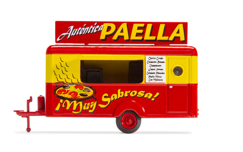 Lima HC5003 HO/OO Gauge Paella Food Trailer