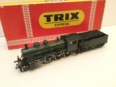 Trix 53 2208 00 HO Gauge Bayern 4-6-0 Steam Loco 3 Rail