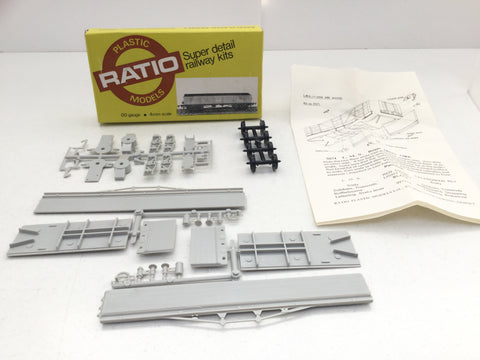 Ratio 5071 OO Gauge LMS Iron Ore Wagon Kit