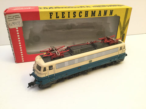 Fleischmann 4338 HO Gauge DB Electric Loco 110 352-2