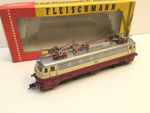 Fleischmann 4336 HO Gauge DB Electric Loco 112 310-8