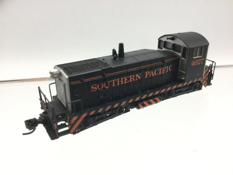 Life-Like 7958 N Gauge Southern Pacific Switcher 4627