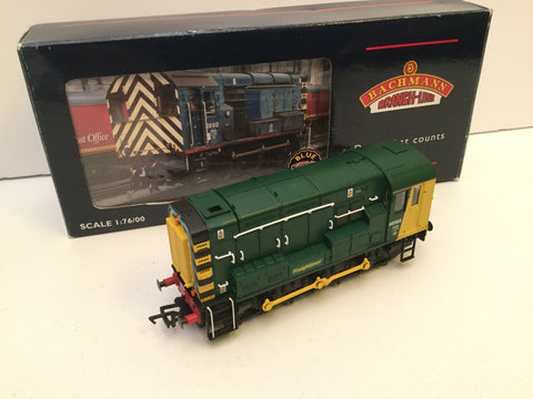 Bachmann 32-106 OO Gauge Class 08 08585 Freightliner Livery
