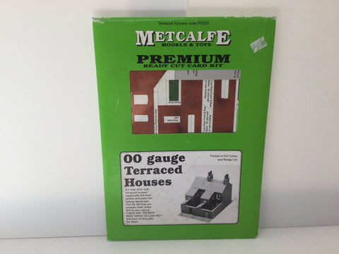 Metcalfe PO201 OO Gauge Terraced Houses Kit