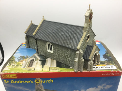 Hornby R8700 OO Gauge St Andrews Church