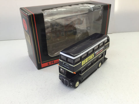 EFE 15606DL 1:76 Scale AEC Routemaster Bus East Yorkshire
