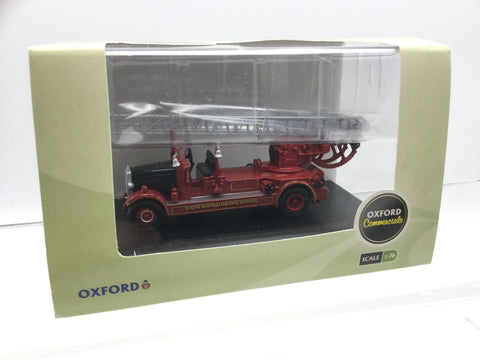 Oxford Diecast 76TLM002 OO Gauge Leyland TLM Fire Engine South Australia