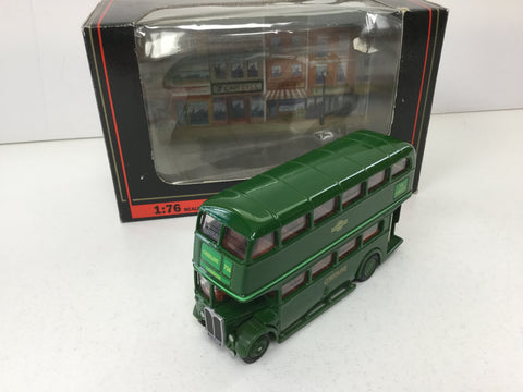 EFE 1:76 Scale AEC Regent Bus Greenline 1992 Collectors Club