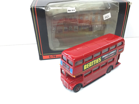 EFE 15602C 1:76 Scale Routemaster Bus London Transport Beatties