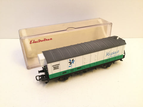 Electrotren 1313 HO Gauge RENFE Refigerated Wagon Yoplait