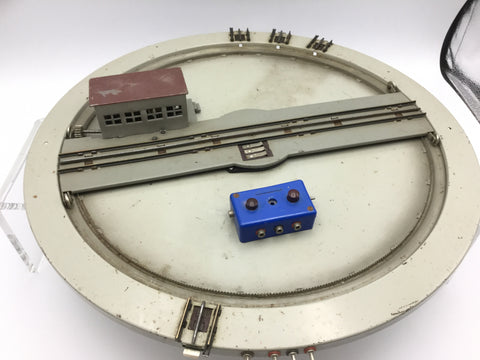 Marklin 410 HO Gauge Electrically Operated Turntable (Needs Attn)