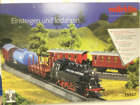 Marklin 29537 HO Gauge DB 3 Rail Starter Set