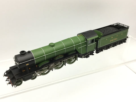 Hornby R2405 OO Gauge LNER Green Class A1 1470 Great Northern