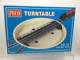 Peco LK-55 OO Gauge Turntable Kit