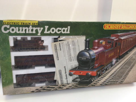 Hornby R671 OO Gauge Country Local Train Set (No Controller)