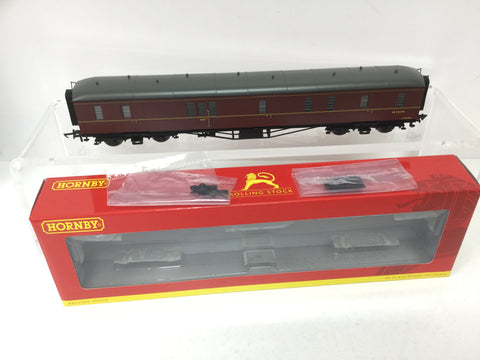 Hornby R137/R727 OO Gauge Long Wheelbase Van McVities