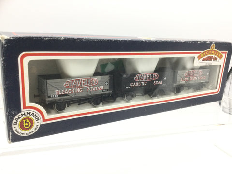 Bachmann/Midlander 33-025 OO Gauge Staveley Wagon Set