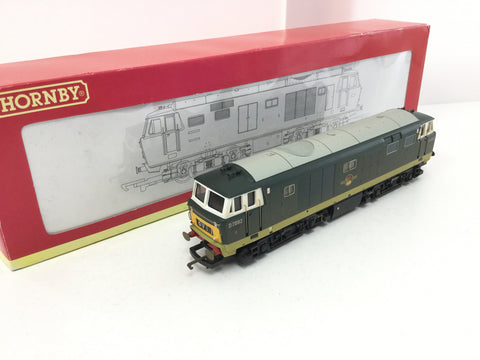 Hornby R2570 OO Gauge Class 35 Hymek D7092 BR Green DCC FITTED