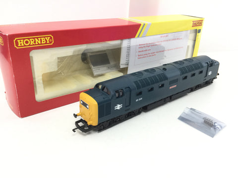 Hornby R2879 OO Gauge Class 55 Deltic 55001 St Paddy BR Blue DCC FITTED