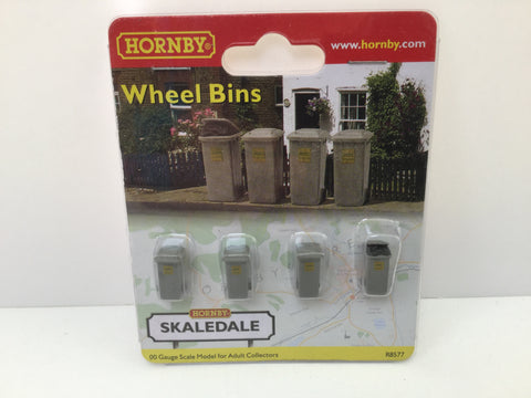 Hornby R8577 OO Gauge Wheel Bins