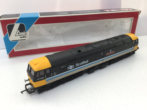 Lima 205267 OO Gauge Scotrail Class 47 47709 The Lord Provost