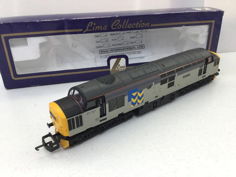 Lima 205218 OO Gauge Metals Sector Class 37 No 37137 Clyde Iron