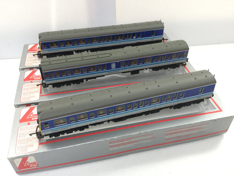 Lima 205086/205087/205088 OO Gauge Regional Railways 3 Car Class 117 DMU