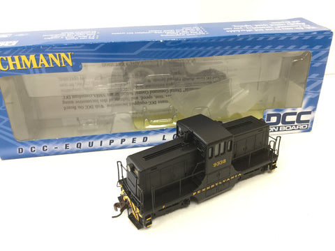 Bachmann 62212 HO Gauge GE 44t Switcher Pennsylvania DCC FITTED