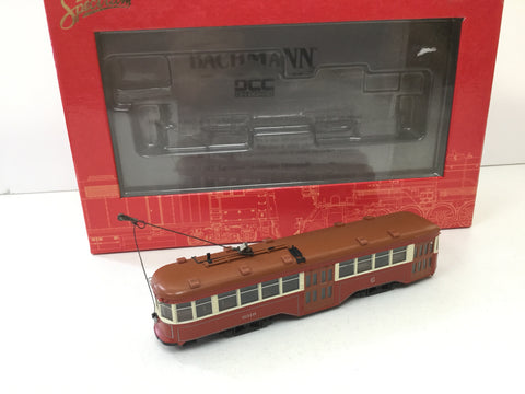 Bachmann 84602 Spectrum HO Gauge Chicago Street Car DCC FITTED