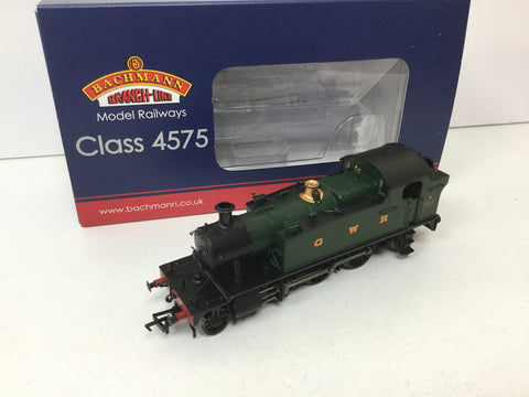 Bachmann 32-139 OO Gauge GWR Class 4575 5513 Green DCC FITTED