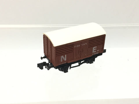 Graham Farish 2502 N Gauge NE Fish Van 27456