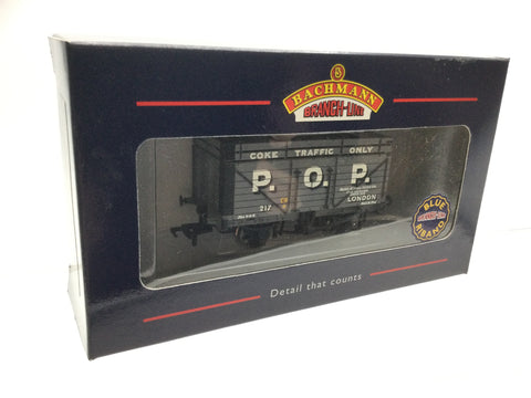 Hornby R101 OO Gauge Coke Wagon Plean Colliery, Bannockburn