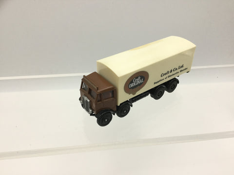 EFE 11001 1:76/OO Scale AEC Mammoth Croft & Co