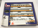 Lima 149749 HO Gauge Lufthansa Airport 4 Car EMU Set