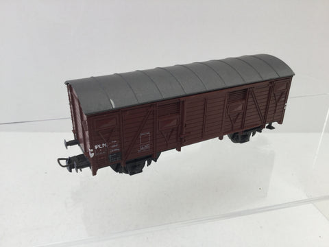Roco 4315A (?) HO Gauge PLM Covered Goods Wagon