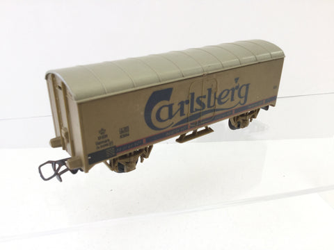 Lima HO Gauge DSB Refrigerated Wagon Carlsberg
