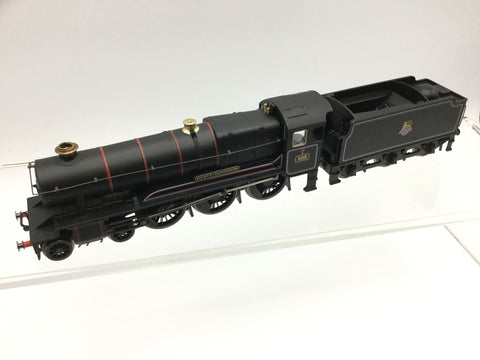 Hornby R2097 OO Gauge BR Black 1015 County of Gloucester (Needs Attn)