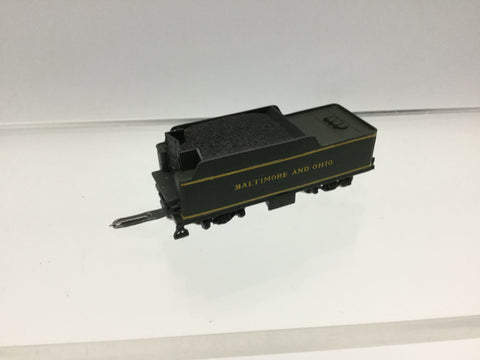 Bachmann N Gauge Baltimore and Ohio Steam Loco Tender