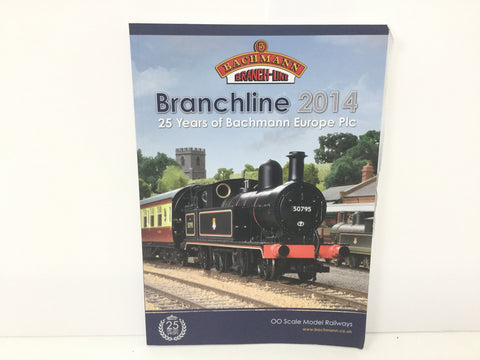 Bachmann 2014 Catalogue