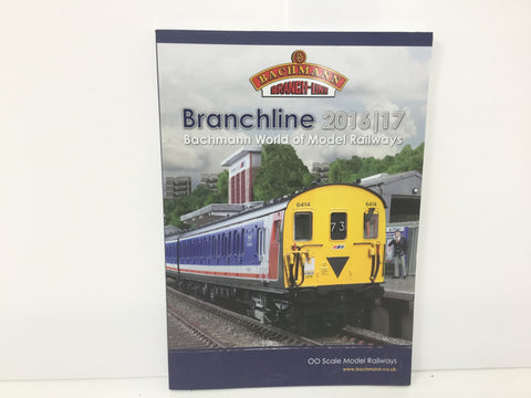 Bachmann 2016/7 Catalogue