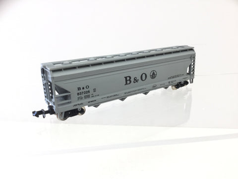 Bachmann N Gauge Hopper Wagon Baltimore and Ohio 837025