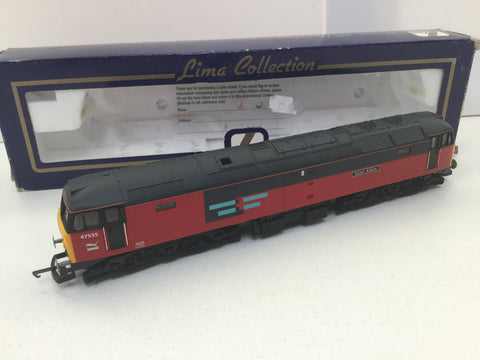 Lima 205184 OO Gauge Class 47 47535 St Aidan RES Livery